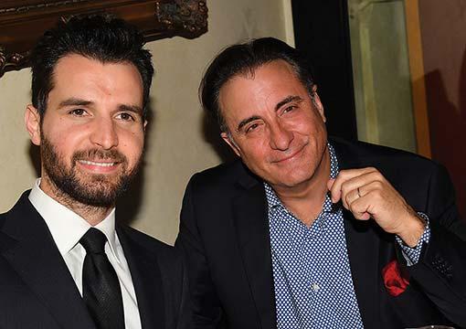 Iervolino e Andy-Garcia