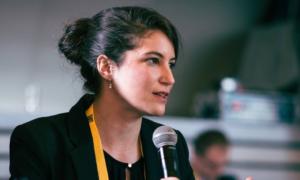 Marta Ghiglioni, Direttore Generale di Italia FinTech.