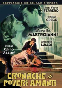 La locandina del film di Carlo Lizzani.