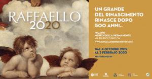 Raffaello 2020 - Museo della Permanente