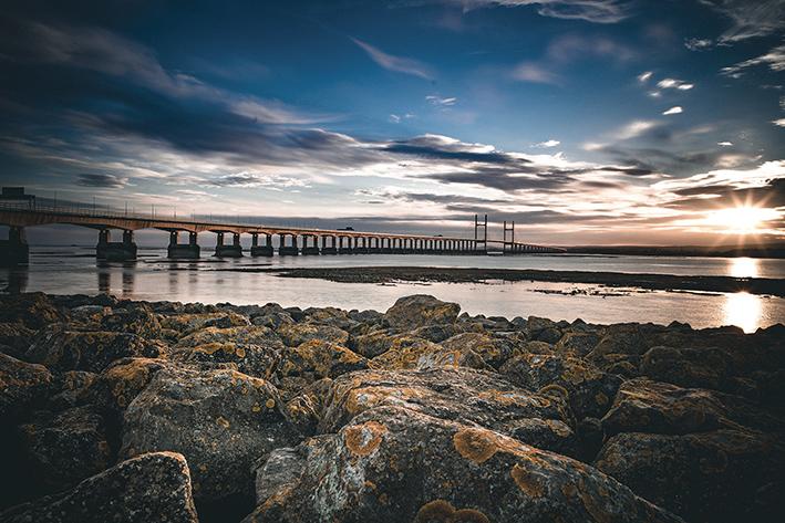Il Severn Bridge
