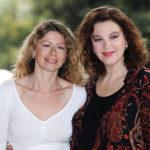 Amanda con la madre Stefania Sandrelli.