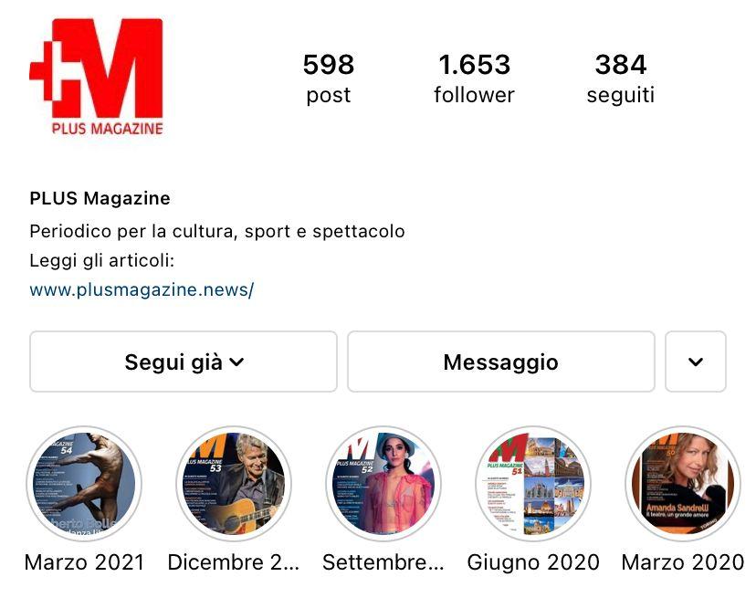 Instagram plusmagazine